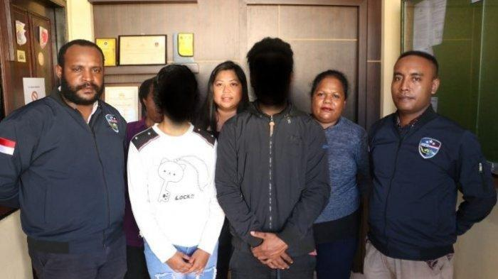 Lakukan Perbuatan Asusila, Sepasang Remaja Siaran Langsung di Facebook