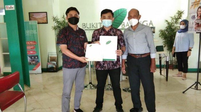 Bukit Baruga Serah Terima 178 Unit Rumah Periode April-Agustus 2021