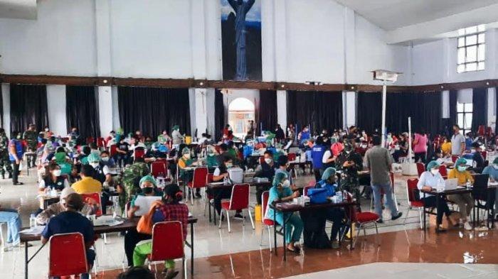 Kodim 1414 Tana Toraja Sudah Vaksin 3.380 Warga