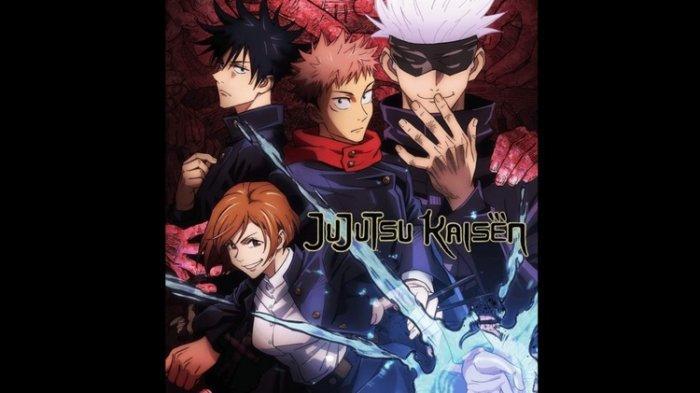 Anime Jujutsu Kaisen Dikemas dalam Bentuk Serial, 24 Episode Siap Tayang di Netflix