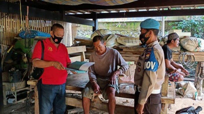 Kesal Uangnya Dibawa Kabur, Petani di Pitumpanua Wajo Nekat Curi Pompa Hidrolik