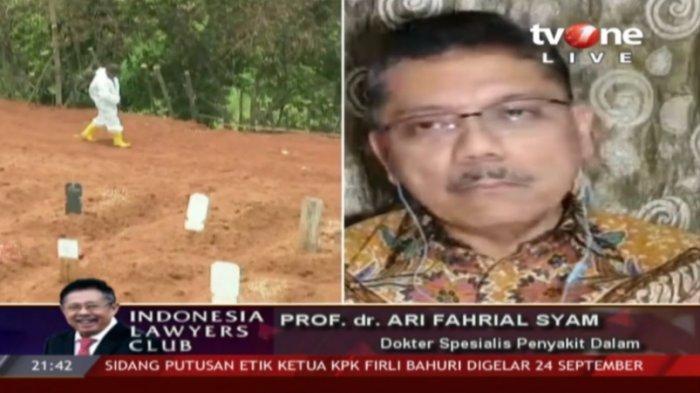 ILC Terbaru Prokontra Pilkada Ditunda Pakar Kesehatan UI Bahas Klaster Pilkada, Jokowi Ogah Ditunda