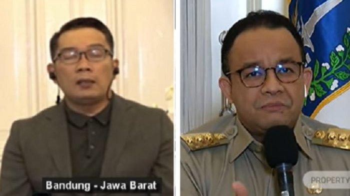 Apa Maknanya? Teh Botol Sosro hingga Foto SBY saat Pertemuan Subuh Anies Baswedan dan Ridwan Kamil