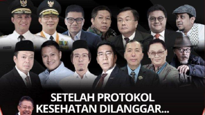 Serunya ILC TV One Anies Baswedan Hadir Setelah Diperiksa Anak Buah Jenderal Idham Azis, RK Juga