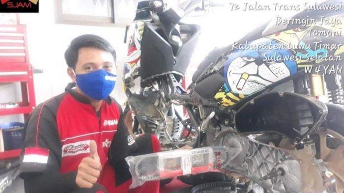 Kapan Waktu Servis CVT Motor Matik Yamaha dan Berapa Biayanya? Simak Penjelasannya