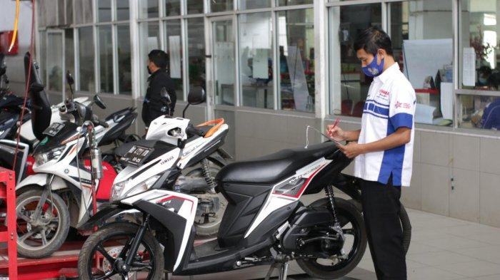 Ini Tips Memilih Bahan Bakar untuk Motor Yamaha ala Manager Service PT SJAM