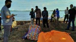 BREAKING NEWS: Mayat Tanpa Identitas Ditemukan Mengapung di Perairan Lamangkia Takalar