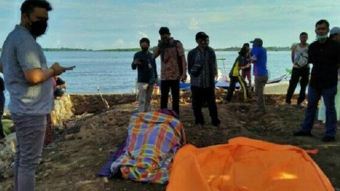Mayat Tanpa Identitas di Perairan Lamangkia Takalar Dievakuasi ke RSUD Padjonga Dg Ngalle