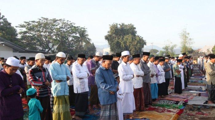 Setahun Gempa Lombok, ACT Tebarkan Kebahagiaan Idul Adha bersama Penyintas Gempa