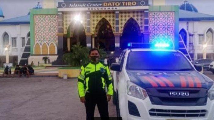 Masjid ICDT Bulukumba Jadi Lokasi Freestyle dan Balap Liar, Ini yang Dilakukan Polisi