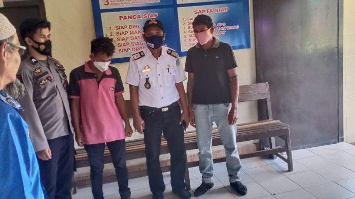Tebas Tangan Warga Pitumpanua Wajo Hingga Putus, Lelaki Asal Sidrap Ini Menyerahkan Diri ke Polisi