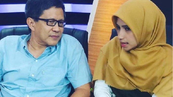 Follower Instagram Sherly Annavita Bertambah Setelah Kritik Jokowi di ILC TV One Bareng Rocky Gerung