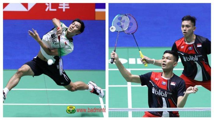 Shesar dan Fajar/Rian Tembus Babak Perempat Final, Ini Hasil Lengkap Babak Kedua Korea Open 2019