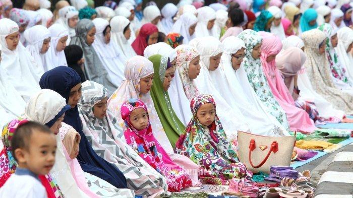 Termasuk Mandi Ini 4 Amalan Sunah Sebelum Sholat Idul Fitri 1442 H, Lengkap Panduan Sholat Ied