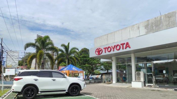 Harga Mobil Toyota di Sulbar Turun Hingga Rp 65 Juta