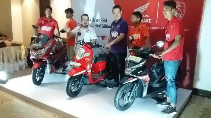 Asnawi Cs Akan Ramaikan Peluncuran Honda Special PSM via Virtual, Ini Jadwal dan Nama Channelnya