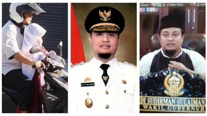 Andi Sudirman Sulaiman, Gubernur Muda Baru dengan Harapan Baru Setelah Nurdin Abdullah dan SYL