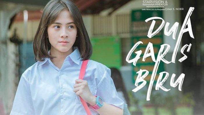 Siapa Pemeran Dara di Film Dua Garis Biru, Gadis SMA yang ...