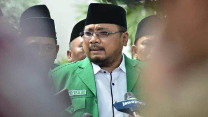 Menteri Agama Gus Yaqut Disebut Menteri PKI Gara-gara Larangan Sholat Jumat Beredar, Benarkah?