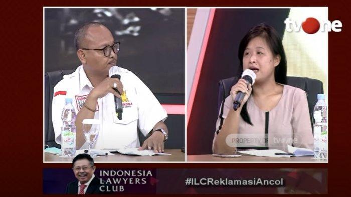Siapa Susan Herawati? Perempuan Berani Tampil di ILC TV One Serang Ahok dan Kini Anies Baswedan
