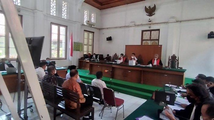 Saksi JPU Nurdin Abdullah Kehabisan Waktu di Pengadilan