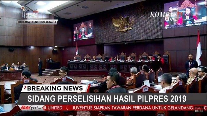 Tim Jokowi Pertimbangkan Saksi 02 Beti Kristina Dilaporkan atau Tidak 'Lebih Penting Pidanakan BW'