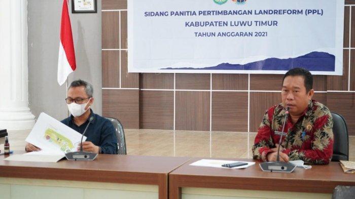 Tahun Ini, BPN Luwu Timur Target 3.000 Bidang Tanah Petani Disertifikatkan
