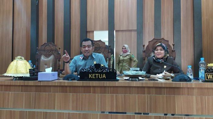 Resmi, Chaidir Syam Tak Lagi Jabat Wakil Ketua DPRD Maros