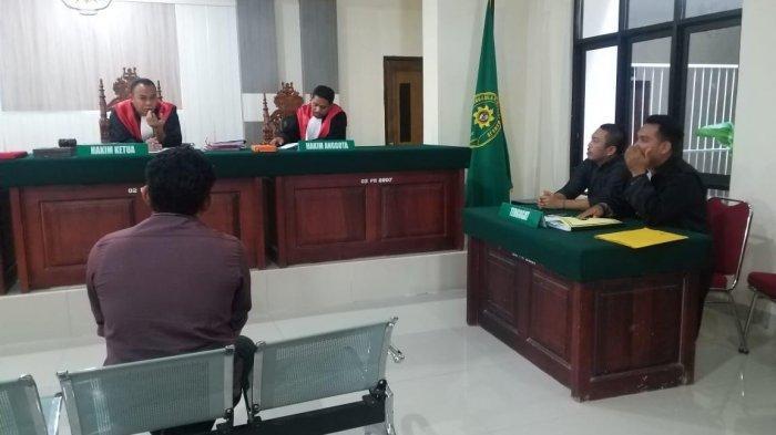 Sidang Kedua Kasus Penimbunan BBM di SPBU Karossa, Saksi Sebut Kapolsek Terima Setoran