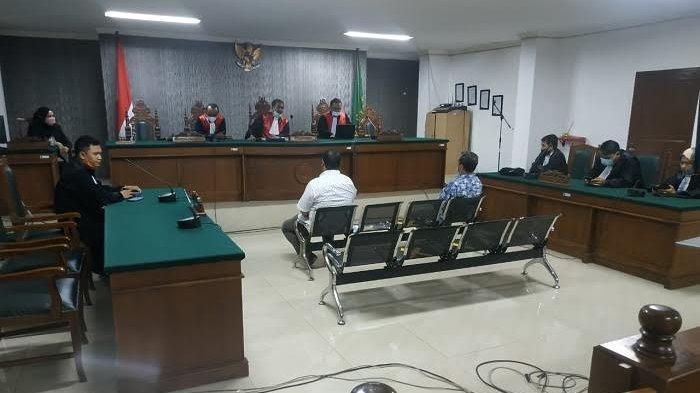 Mantan Kepala Bidang PUPR Sinjai Divonis 1 Tahun Penjara