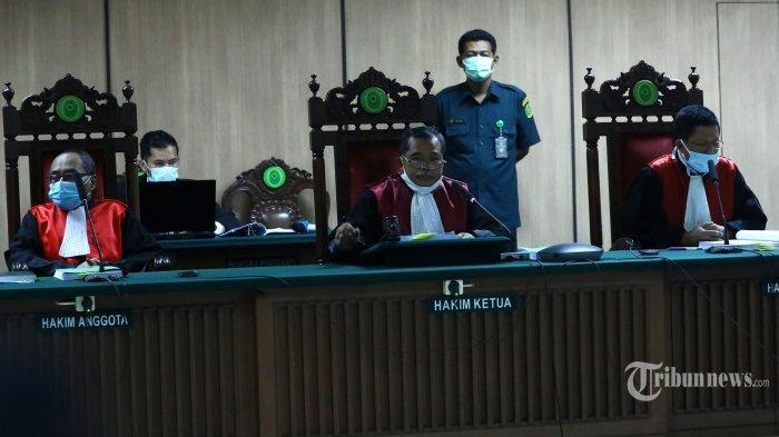 Sosok 3 Hakim yang Beri Vonis Pelaku Penyerangan Novel Baswedan dengan Hukuman 2 Tahun dan 1,5 Tahun