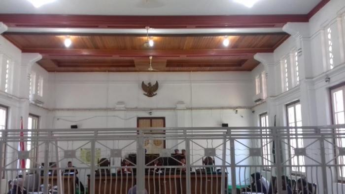 Disidang Lagi, Terdakwa Penembak Tentara di Polman Didampingi 3 Penasehat Hukum