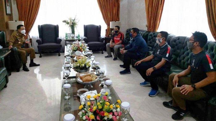Pj Wali Kota Makassar Ajak Warga Ikut Berlari di Event EMU Virtual Run 2020, di Sini Lokasi Flag Off