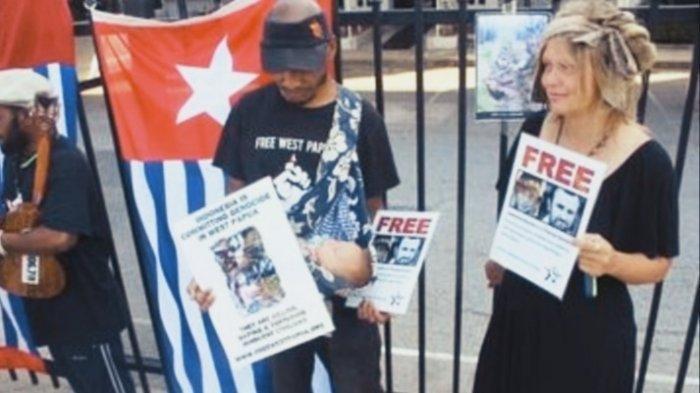 Wanita Asal Australia Ini Ngaku Ayahnya Buat Senjata untuk Kopassus dan Serang Suaminya di Papua