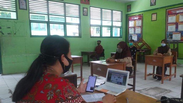 Sisa Tiga Kelurahan di Wajo Belum Diizinkan Gelar Sekolah Tatap Muka