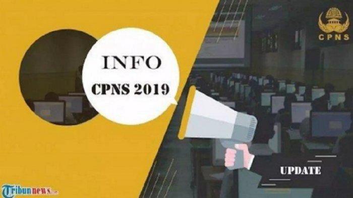 Simulasi Tes SKD CPNS 2019 di Laman cat.bkn.go.id, Ini Cara Daftar Lengkap Panduan untuk Ikut Serta