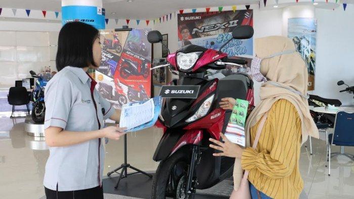 End Year Sale SGM, Beli Motor Suzuki Dapat Potongan Angsuran 5 Kali