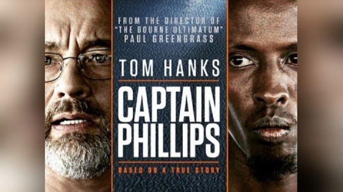 Sinopsis Film Captain Phillips,Tayang Bioskop Trans TV Malam Ini 24.00 WIB Wita, dari Kisah Nyata