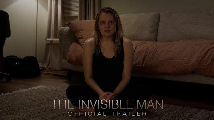 Lagi Tayang di Makassar, Ini Sinopsis Film The Invisible Man, Genre Horor Psikologi
