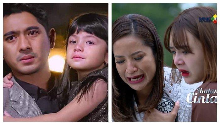 SINOPSIS Ikatan Cinta 9 Juni: Al Jujur ke Andin Tipu Nino soal Tes DNA, Mama Rosa Tak Terima Reyna?