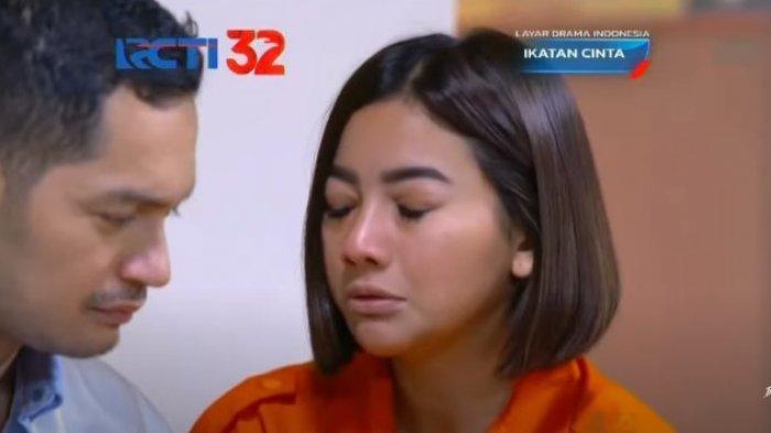 Sinopsis Ikatan Cinta Rabu 1 September: Elsa Menangis Meraung Raung di Penjara Gegara Gegara Nino