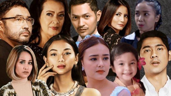 Streaming Nonton Ikatan Cinta RCTI Rabu 14 Juli 2021, Akhirnya Mama Sarah Ungkap Fakta Sebenarnya