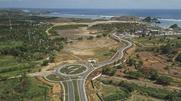 Pembangunan Sirkuit Mandalika Dikebut Siang-Malam, Tahap 1 Target Juni 2020, Dorna Sudah Tak Sabar