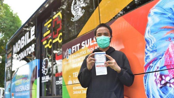 Sudah 53 Ribu Anak di Sulsel Divaksin Covid-19, Siswa Tak Sabar Pembelajaran Tatap Muka Kembali