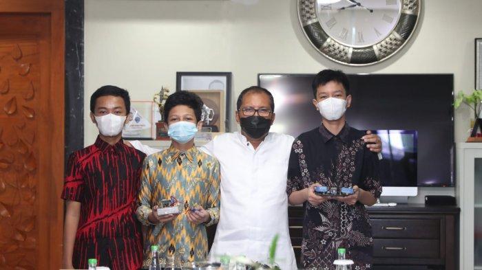 Wali Kota Makassar Bakal Biayai Akomodasi Peserta Asean Robotic Day Asal Makassar