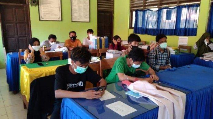 Disdukcapil Jeneponto Lakukan Perekaman e-KTP di Sekolah, Sasar Pelajar Kelas 3 SMA