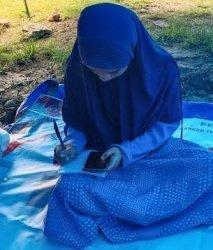 Perjuangan Siswi SPIDI Asal Majene, Tetap Semangat Hafal Alquran Ditengah Kekhawatiran Gempa Susulan