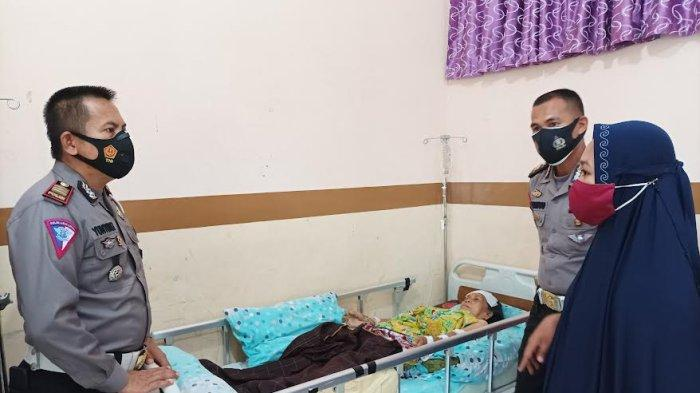 Masih Dirawat di RSUD Padjonga Daeng Ngalle, Begini Kondisi Nenek Siti Usai Kecelakaan di Takalar