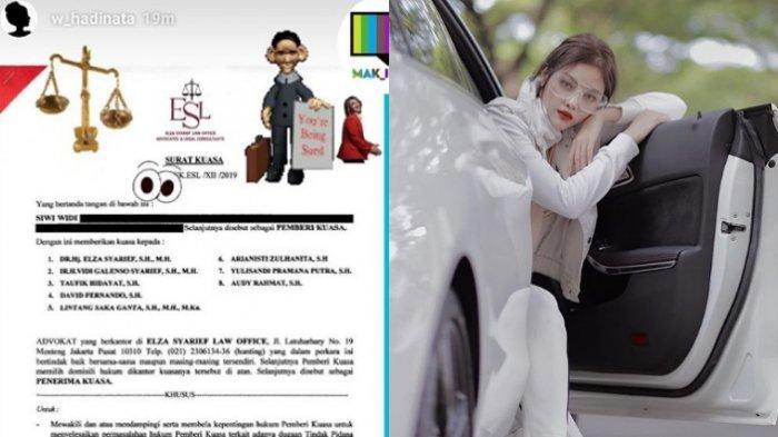 Siwi Widi Pramugari GA Pakai Jasa Elza Syarief Seteru Nikita Mirzani, Hotman Kubu Korban Ari Askhara
