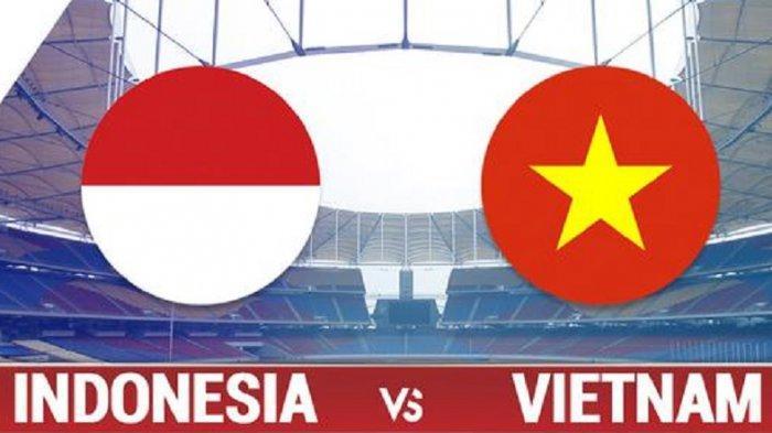 SKOR 0-1, Nonton TV Online RCTI Final SEA Games Indonesia vs Vietnam, Laga Sedang Berlangsung